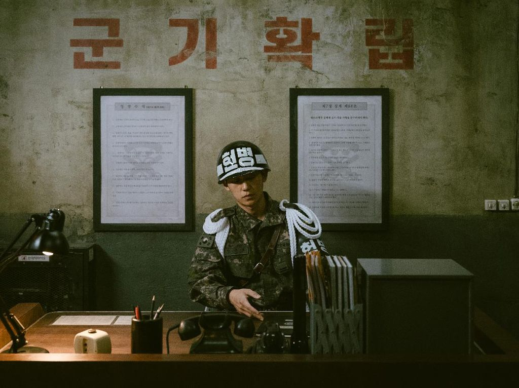 Jung Hae In Latihan Tinju 3 Bulan Demi Bintangi D.P.