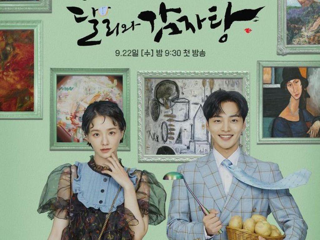 5 Hal soal Dali and Cocky Prince, Drakor Baru Kim Min Jae-Park Gyu Young