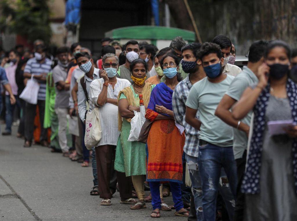Belajar dari Lonjakan COVID di India, Masyarakat Diminta Tak Lengah