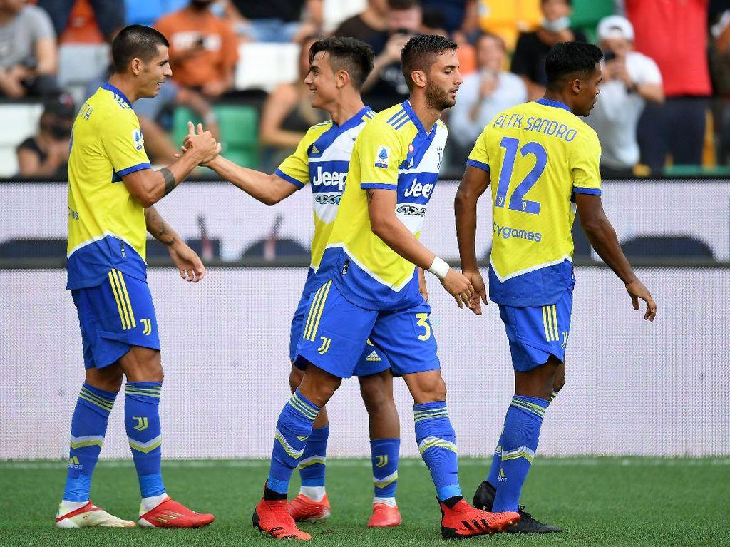 Juventus di Grup Seimbang, Ada Chelsea, Zenit, dan Malmo