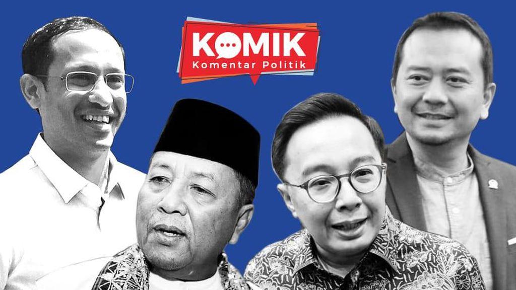 Komik: Kala Gubernur Lampung Tantang Mendikbud Nadiem