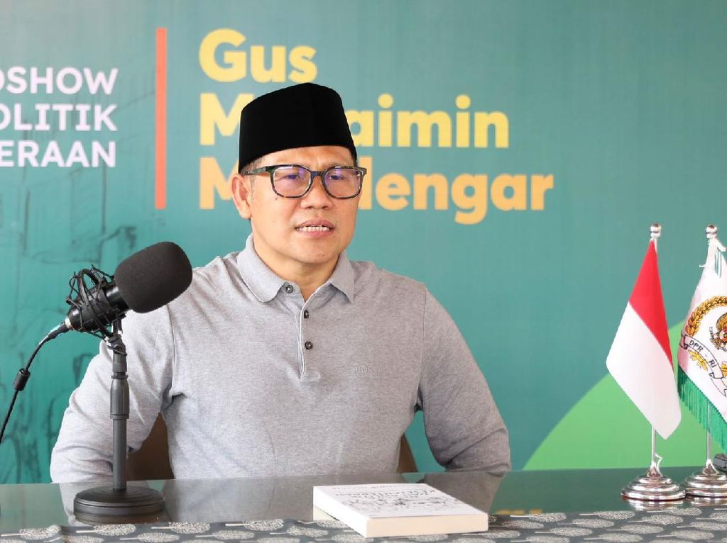 Sapa Nurul Akmal, Ketum PKB Mengaku Penasaran Cabor Angkat Besi