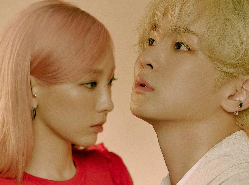 Key Bakal Kolaborasi dengan Taeyeon SNSD di Lagu Hate that...