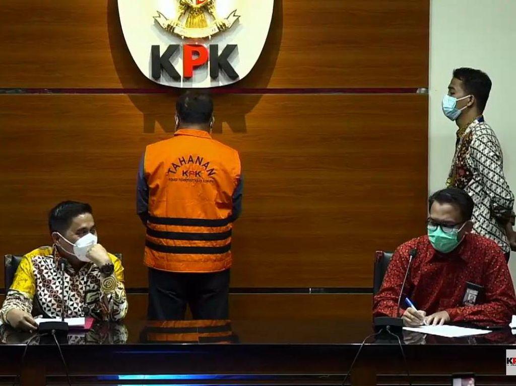 Walkot Tanjungbalai Terima Rp 200 Juta dari Jual Beli Jabatan Sekda