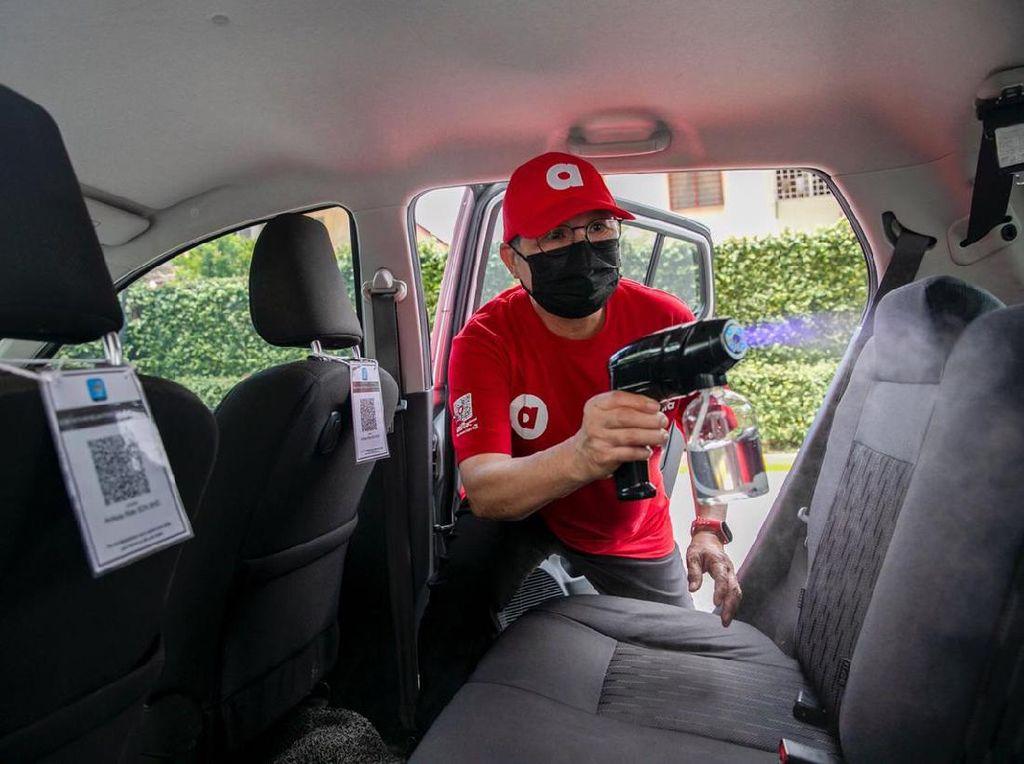 Taksi Online AirAsia Mengaspal di RI? Kemenhub Belum Dapat Info
