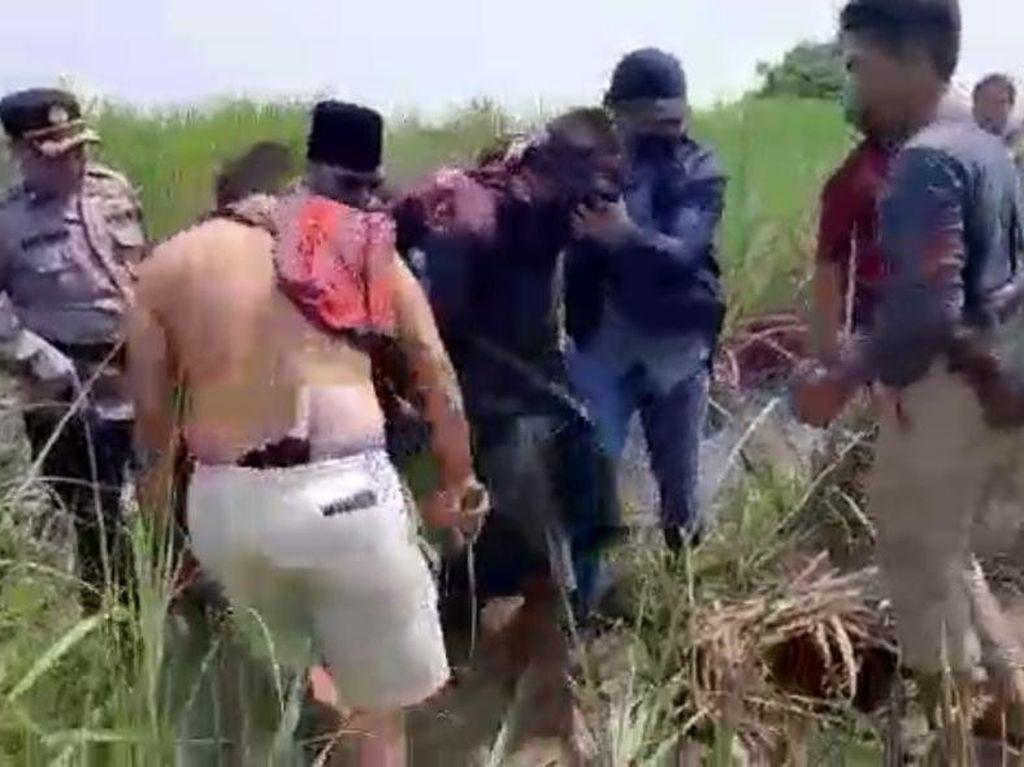 Cerita Penangkapan Pembunuh Karyawan Warung Sate di Mojokerto Penuh Drama
