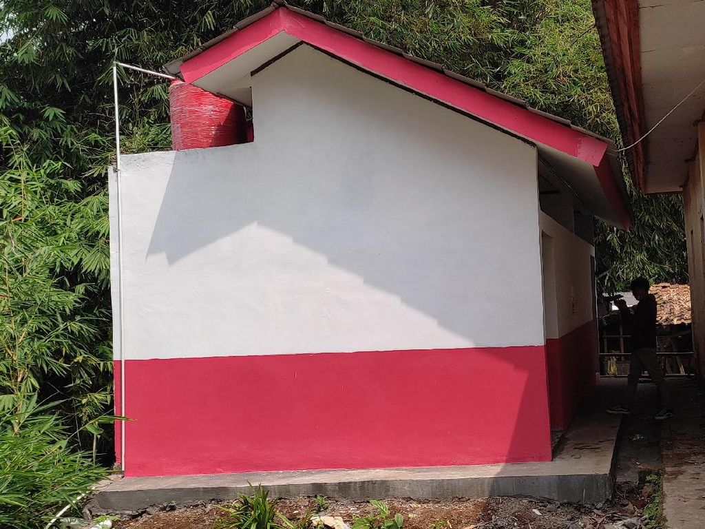 Proyek Toilet SD di Pandeglang Ini Telan Dana hingga Rp 104 Juta, Wajar?