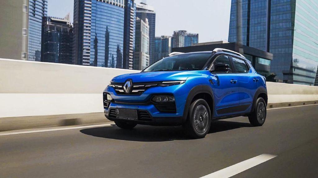 Ini Wujud Renault Kiger, Penantang Raize-Rocky di RI