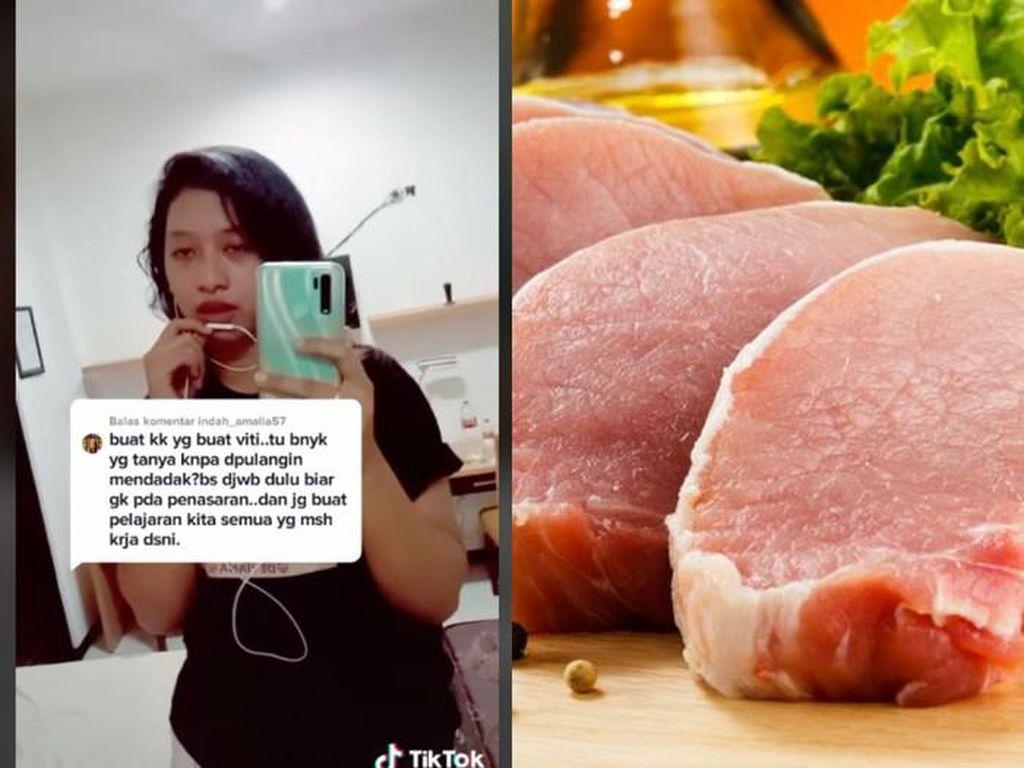 Gegara Daging Babi, 5 TKW Ini Dihujat Netizen dan Dipecat Majikan
