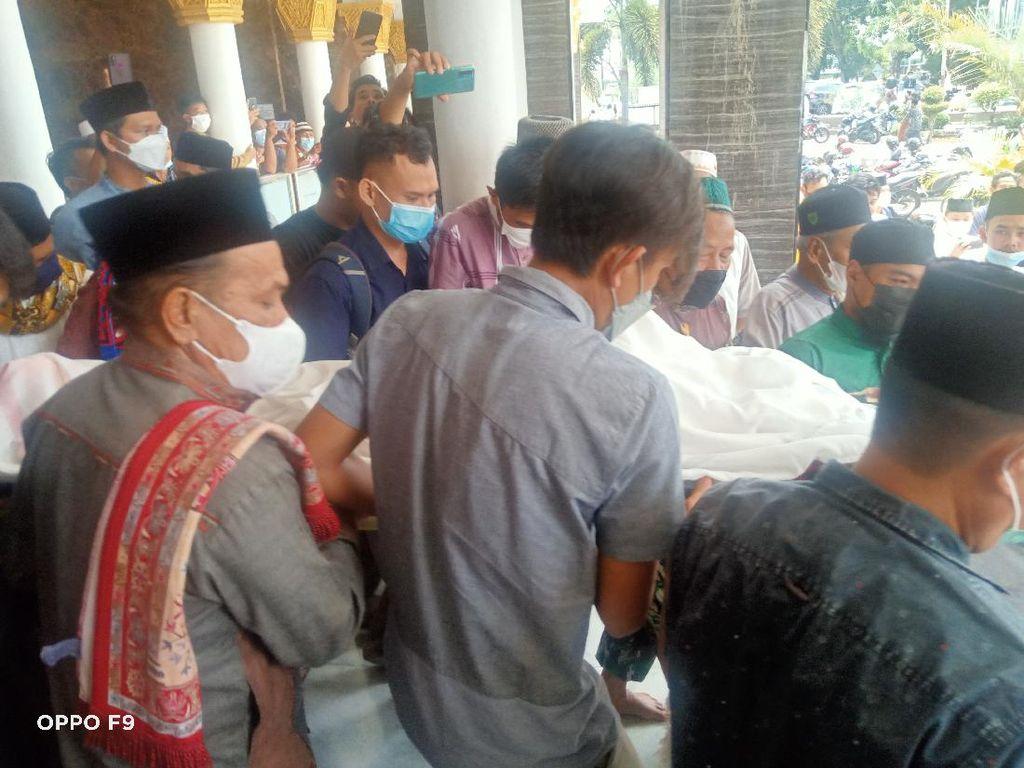Ustaz di Bengkulu Meninggal Saat Khotbah Jumat