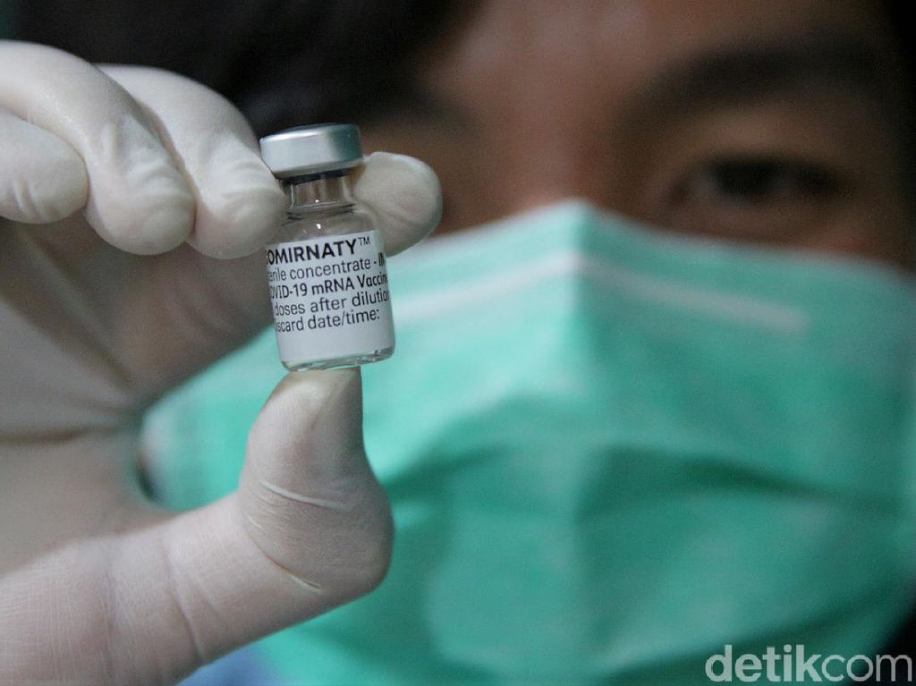 Hore! 1,6 Juta Dosis Vaksin Pfizer Tiba di Jakarta, Semarang dan Surabaya