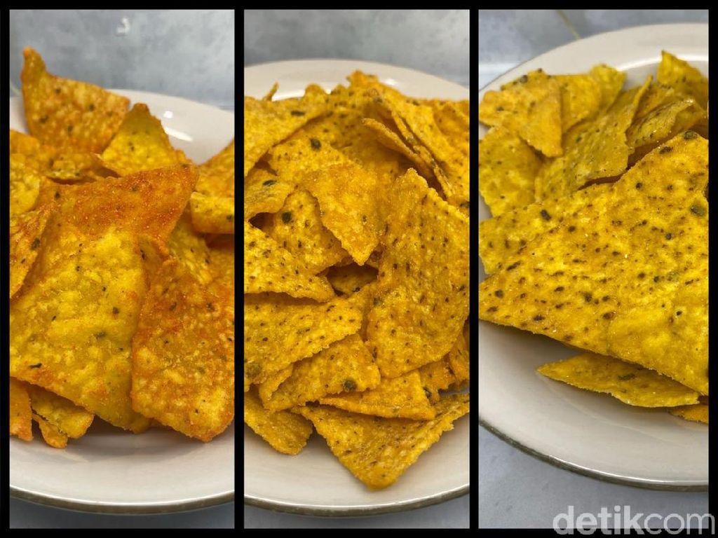 4 Keripik Tortilla Rasa Jagung Bakar, Mana Paling Kriuk Renyah?