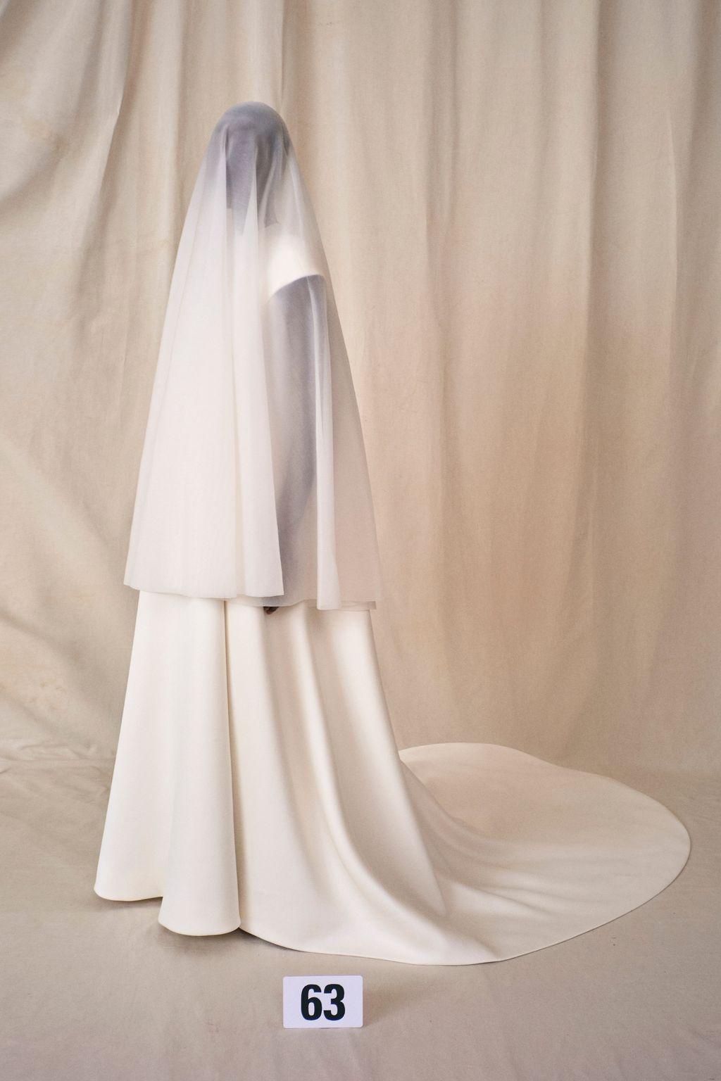 Balenciaga Haute Couture Fall 2021