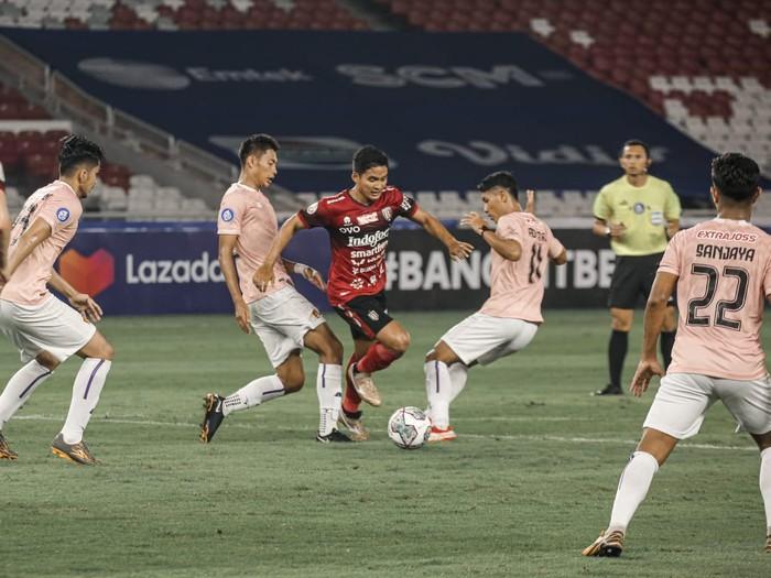 Bali United, Persik Kediri, BRI Liga 1 2021.