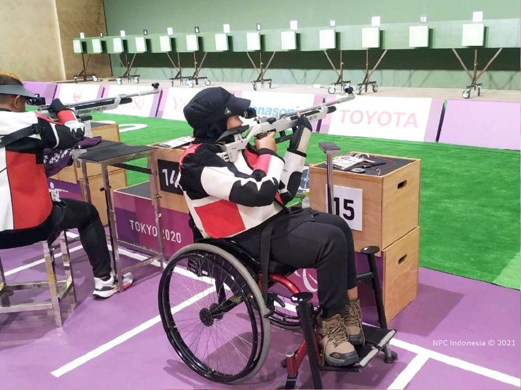 Paralimpiade Tokyo 2020: Atlet Para Menembak RI Pede Masuk Final