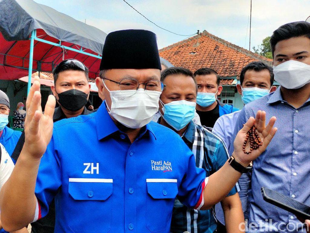 Masuk Koalisi Jokowi, Ketum PAN Pastikan Tak Ada Pembahasan Kursi Menteri