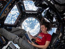 Astronaut NASA Ungkap Tidak Enaknya Tinggal di Luar Angkasa