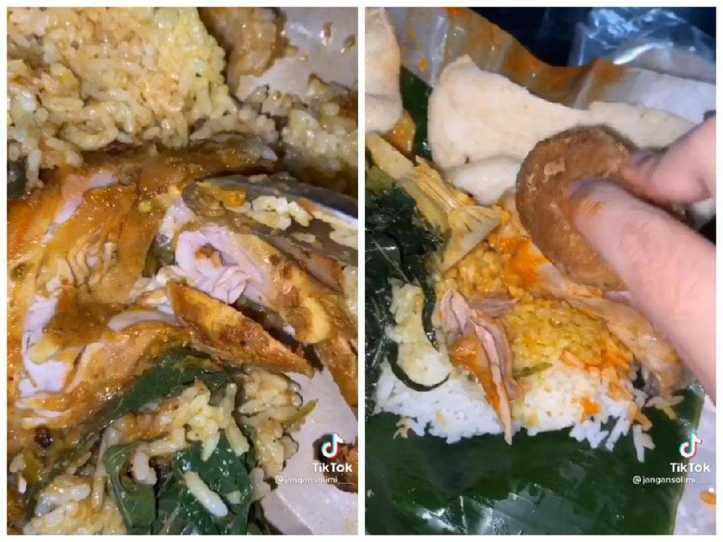 Netizen Bandingkan Nasi Padang Rp10 Ribu vs Rp70 Ribu, Mana Lebih Enak?