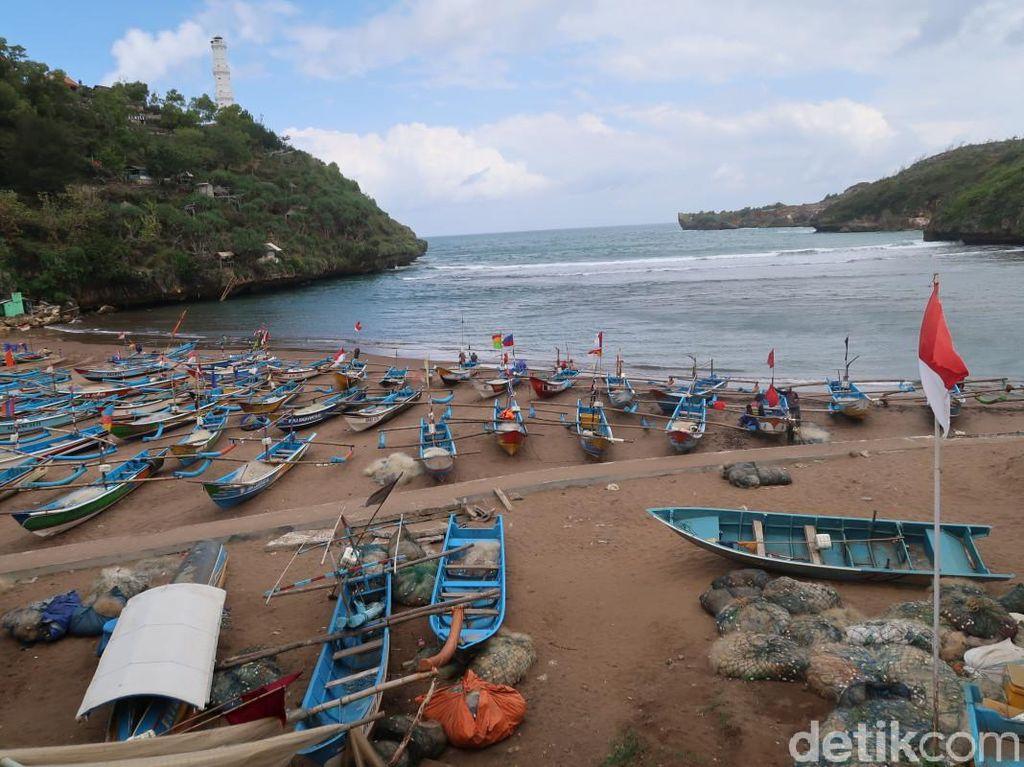 Wisata Gunungkidul Tutup Saat PPKM Level 3, Dispar: Semoga Segera Buka