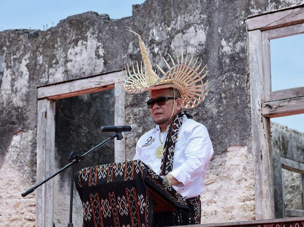 Ketua DPD Minta Budidaya Sorgum Pengganti Beras Dilestarikan