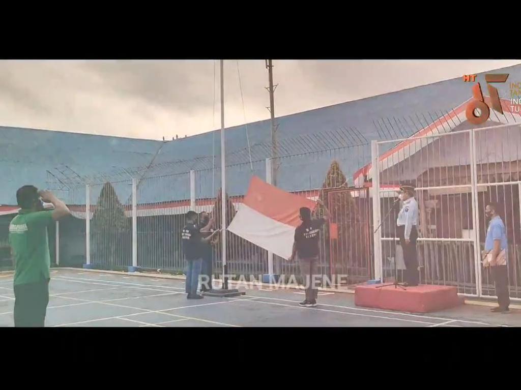Melihat Perayaan HUT ke-76 RI di Rutan-Lapas Lewat Rumah Digital Indonesia