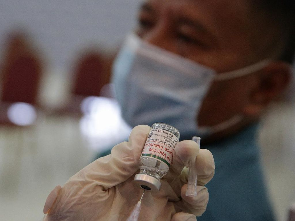 Daftar Lokasi Vaksin COVID-19 Pfizer-Moderna di Tangerang, Yuk Biar Cepat Kelar!