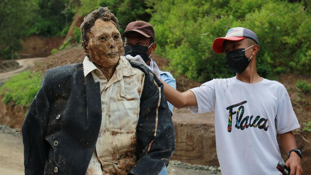 Bukti Cinta Sampai Mati di Tana Toraja