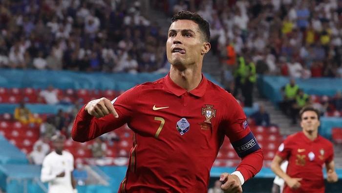Presiden FIFA: Selamat, Cristiano Ronaldo!