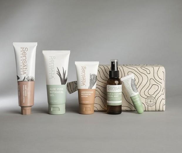 Skincare Organik Sensatia Botanicals