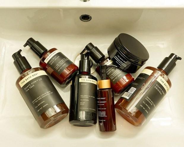 Skincare Organik The Bath Box