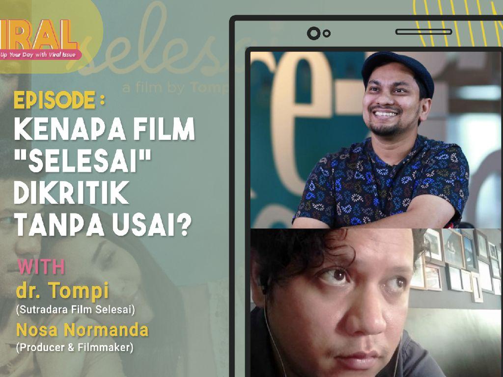 Di Hadapan Tompi, Kritikus: Kalau Tidak Bisa Dikritik Jangan Bikin Film