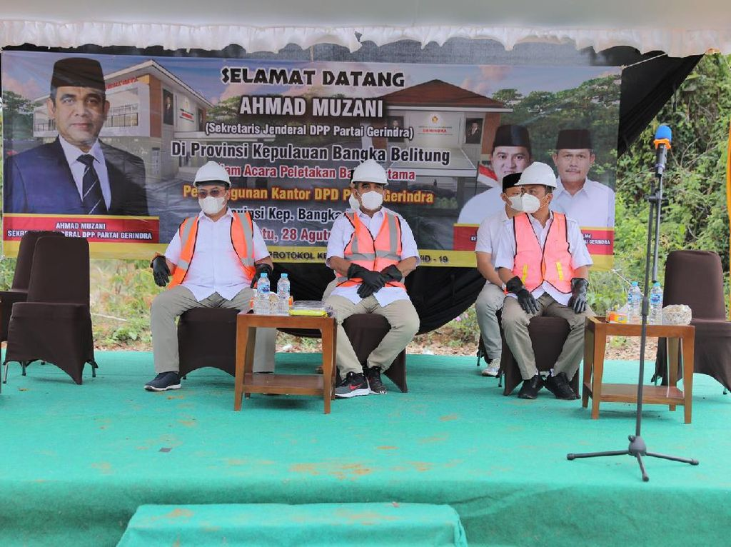 Muzani: Kader Gerindra Jangan Jauhi Rakyat, Kita Ingin Prabowo Maju 2024