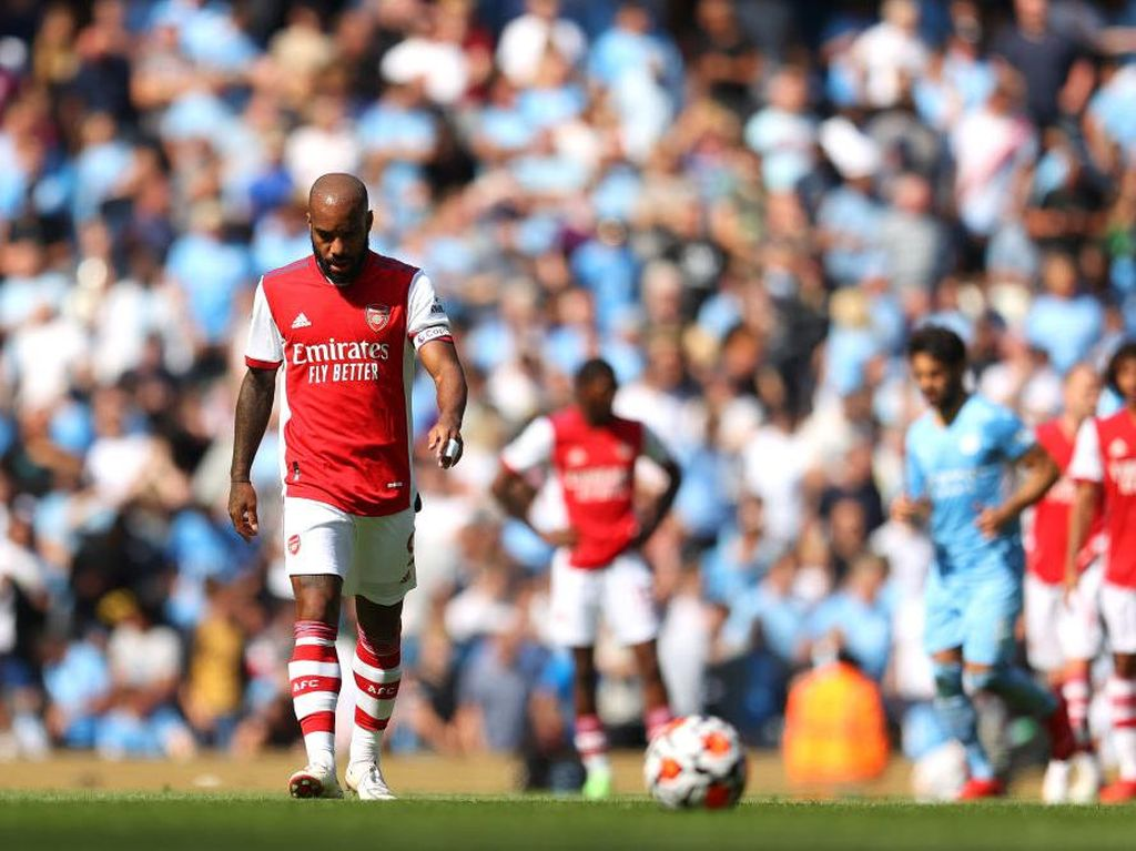 Arsenal Kini Lembek!