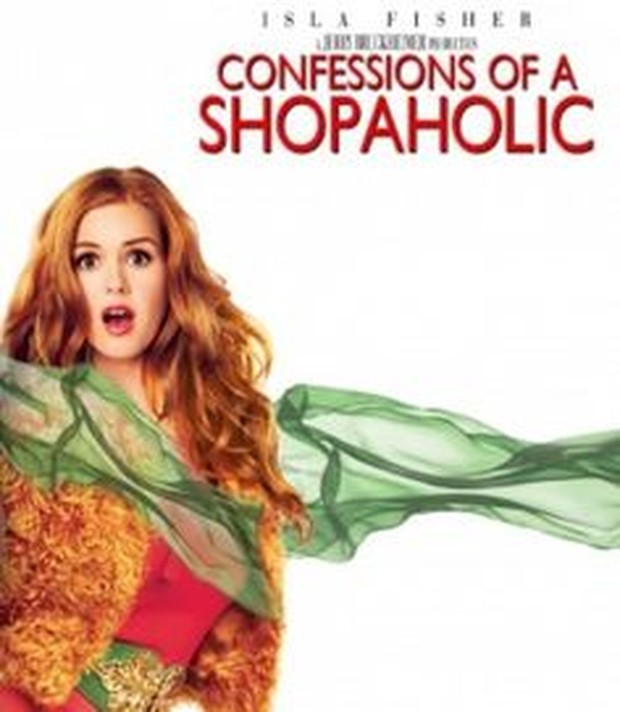 Confessions of A Shopaholic / foto : pinterest.com/MoviePosters2