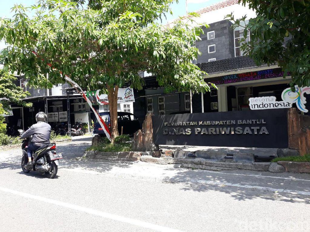 Dampak PPKM, Dispar Bantul Turunkan Target PAD Pariwisata