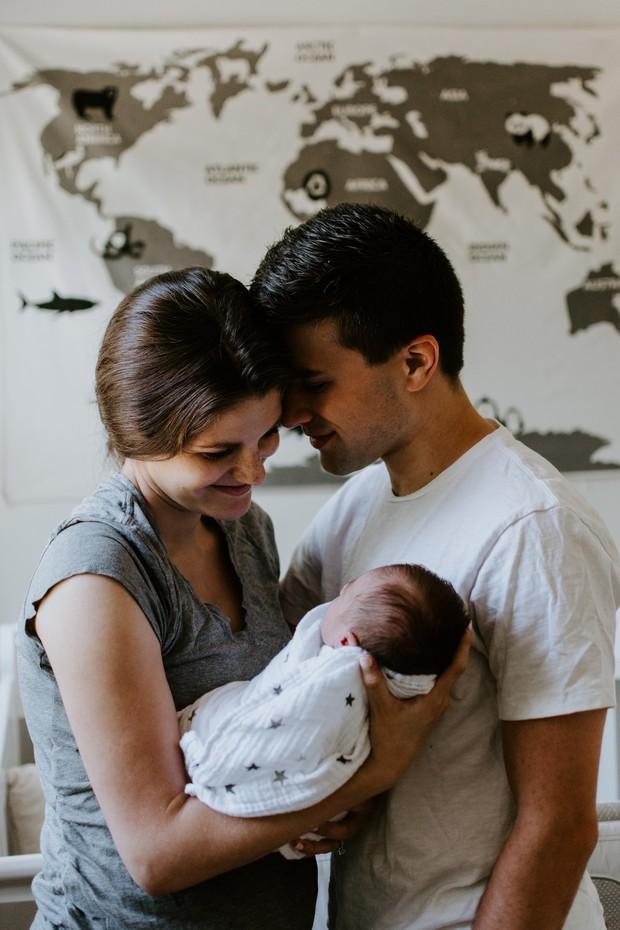 anak bisa saja tidak mirip ayah dan ibunya saat baru dilahirkan