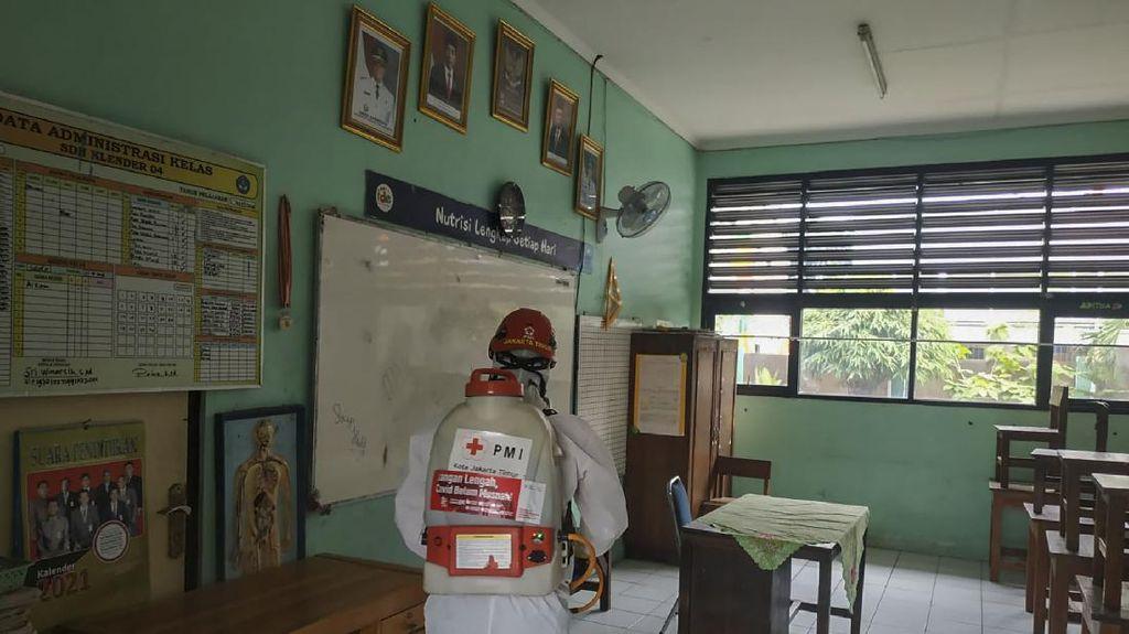 Jakarta Siap Gelar Sekolah Tatap Muka Besok, Begini Persiapannya