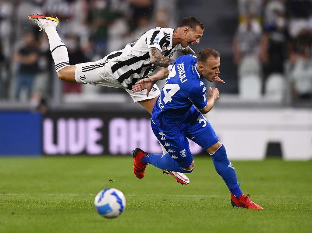 9 Fakta Kekalahan Juventus di Tangan Tim Promosi Empoli