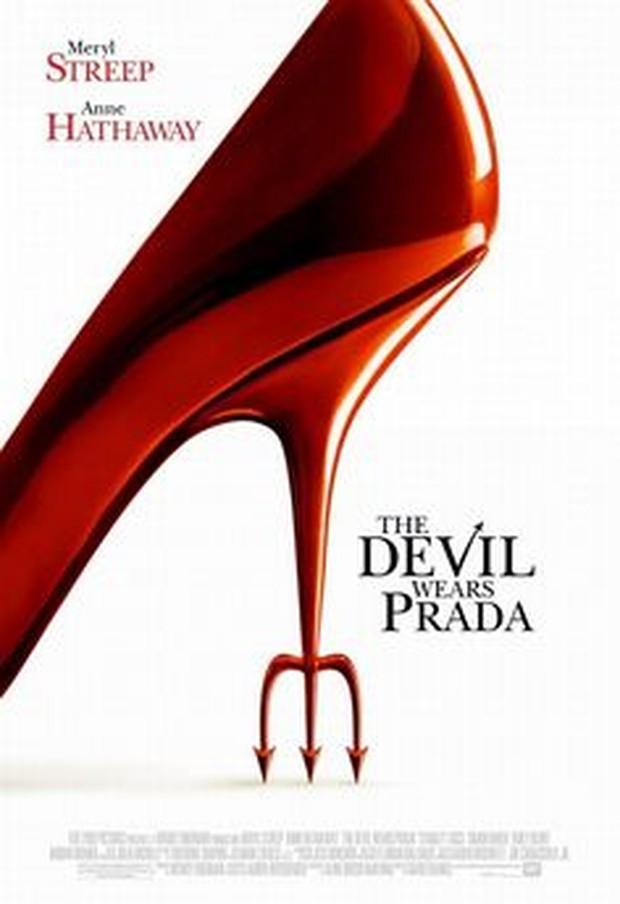 The Devil Wears Prada / foto : pinterest.com/Etsy