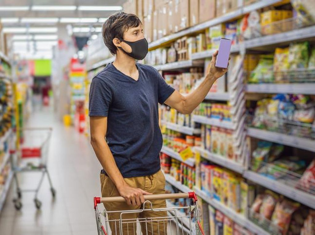 Begini Caranya Agar Suami Tak Salah Beli Saat Belanja di Supermarket!