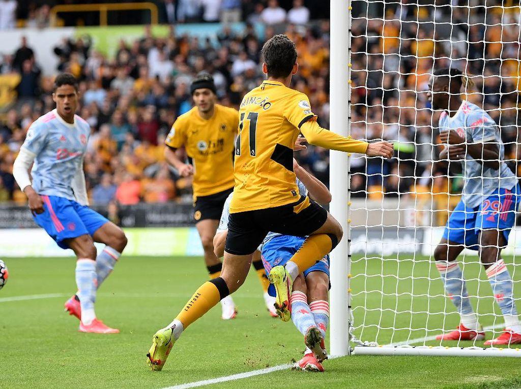 Wolverhampton Vs MU Masih 0-0 di Babak Pertama