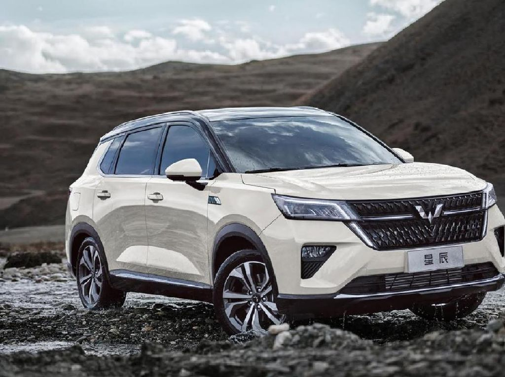 Wuling Luncurkan SUV Murah Rp 150 Jutaan, Cocok buat Jegal Honda HR-V?
