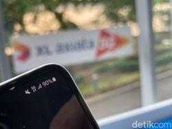 XL Axiata Kasih 25 GB Gratis Jajal Internet 5G