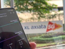 Ini Hasil Uji Kecepatan Internet 5G XL Axiata
