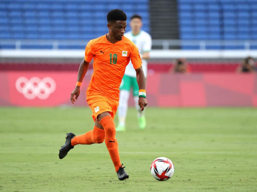 Amad Diallo Cedera, Gagal Dipinjamkan ke Feyenoord