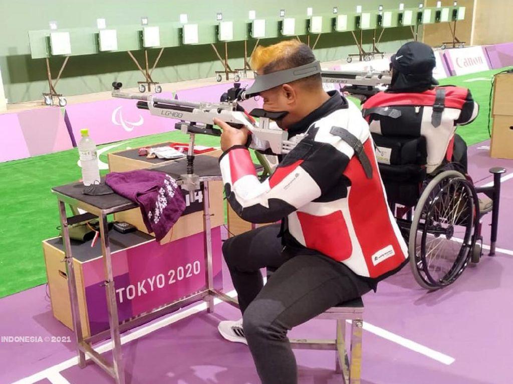 Paralimpiade Tokyo: Atlet Para Shooting RI Ambil Hikmah dari Kegagalan
