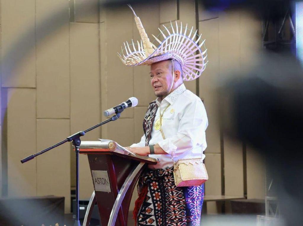 Ketua DPD Minta Pemerintah Tetapkan Hari Kebudayaan & Kearifan Lokal