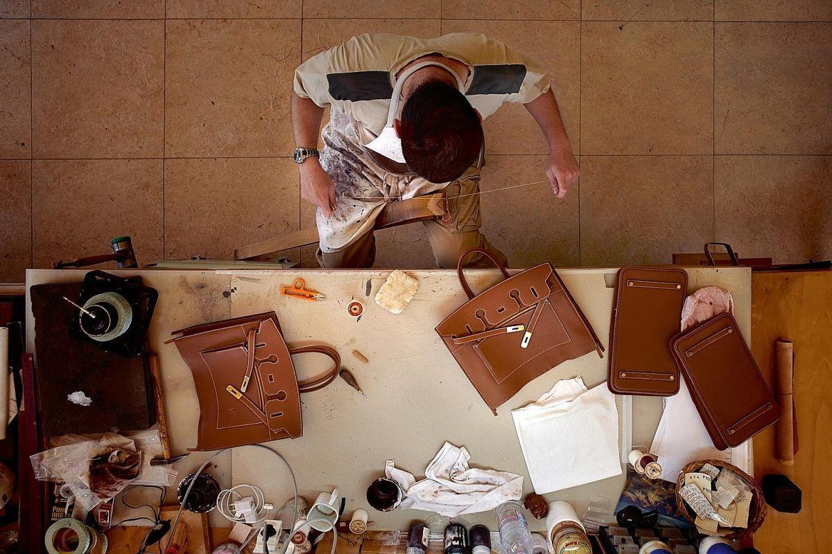 Hermès artisan