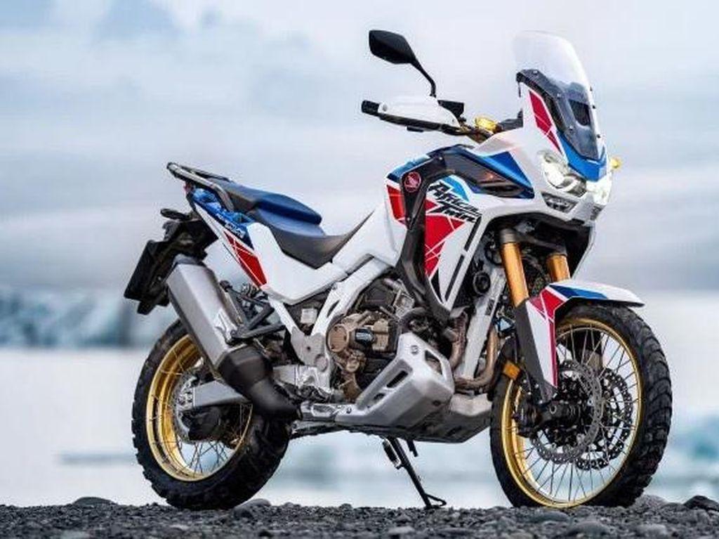 Honda Africa Twin 2022 Dirilis, Ini Fitur-fitur yang Ditawarkan