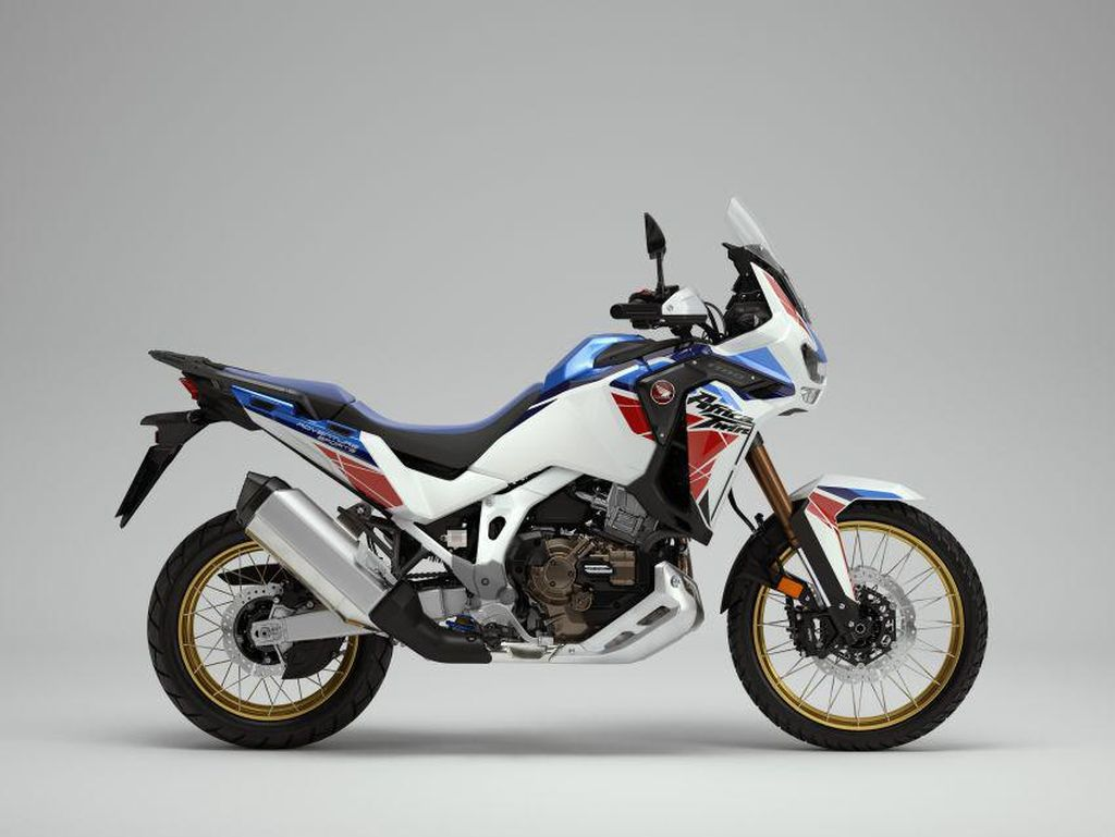 Potret Honda Africa Twin 2022 yang Makin Modern dan Canggih